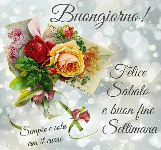 Auguri A Natali Italiano Immagini sabato