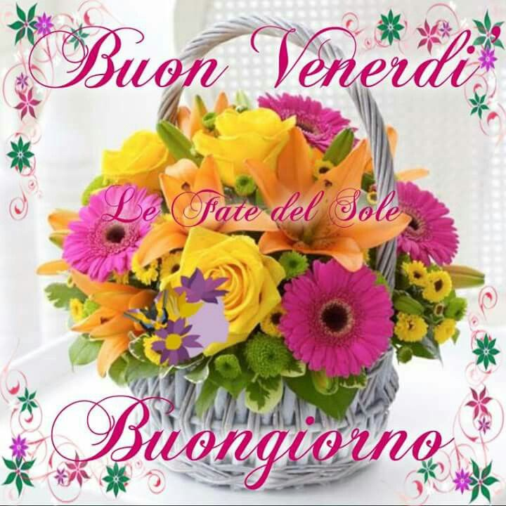 Buon Scaltro Tempo Frasi Immagini venerdì
