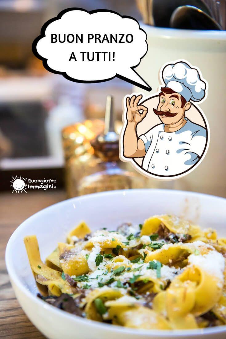 Buon Appetito Italiano Buon Pranzo Immagini