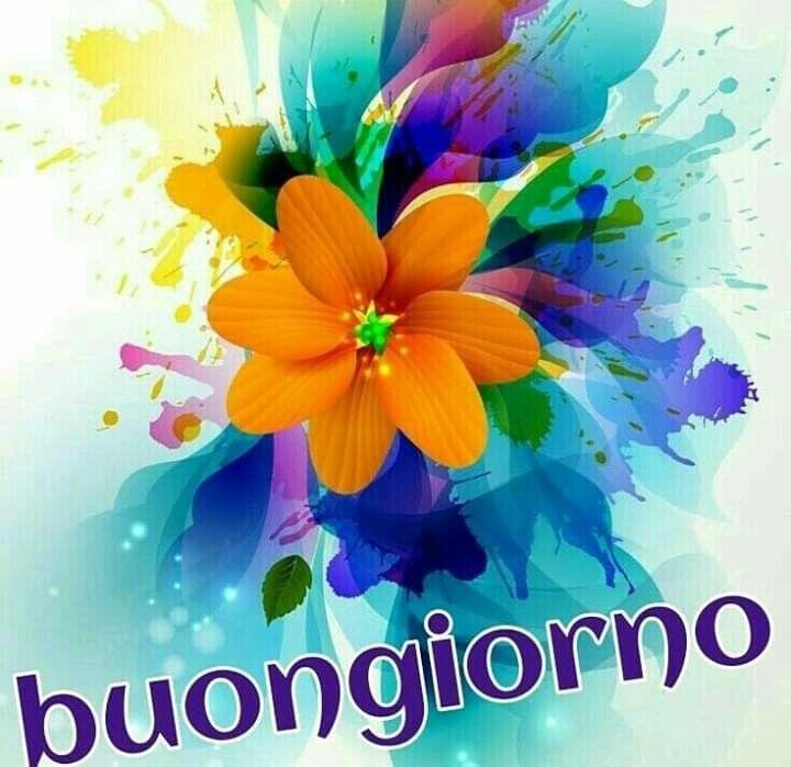 Buongiorno Amico Speciale Immagini