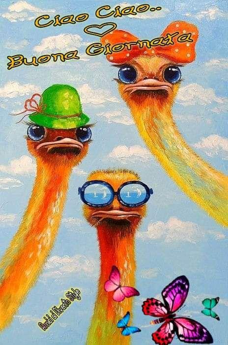 Cartoline Buongiorno Amicizia Buona Giornata Immagini