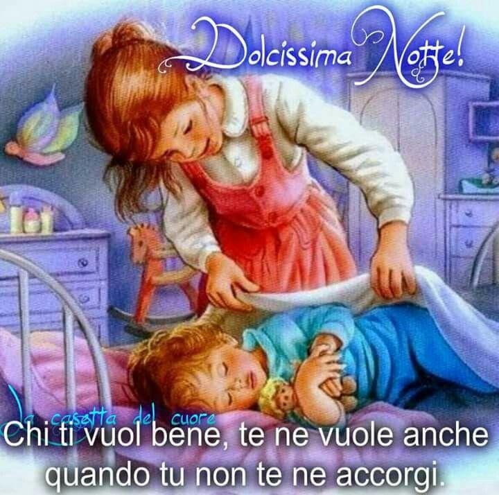 Cartoline Per Buonanotte Buonanotte Immagini