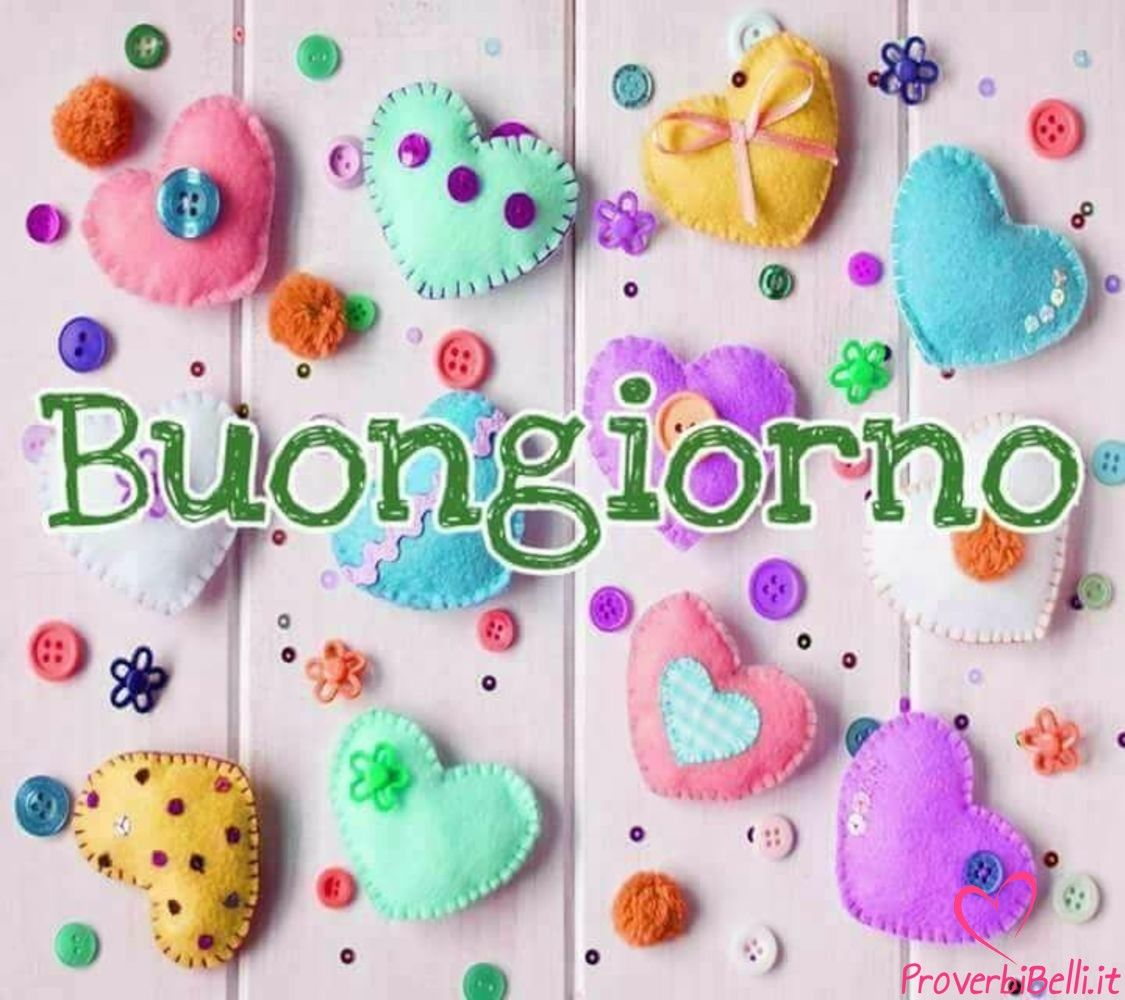 Foto X Il Buongiorno Immagini