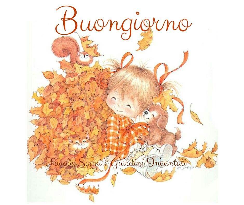 Frasi Del Buongiorno Amore Mio Immagini