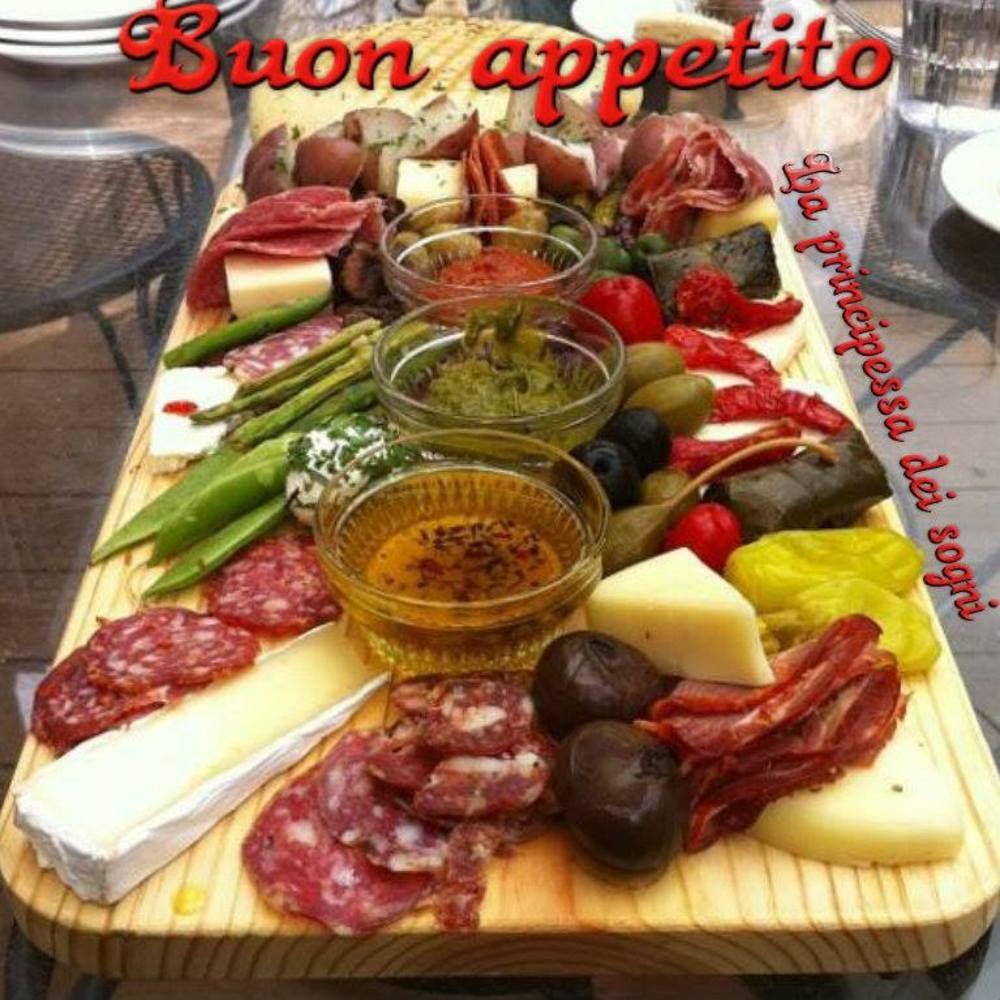 Italian Buon Appetito Buon Pranzo Immagini