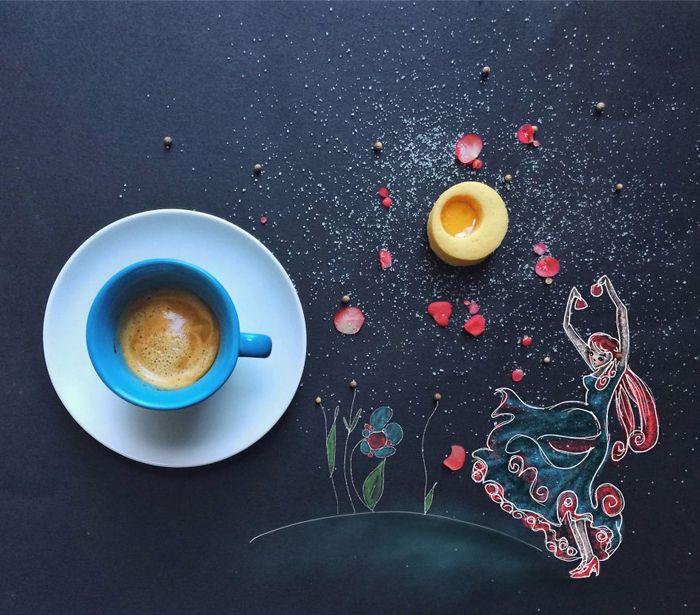 Macchina Caffè Cialde Carta Immagini