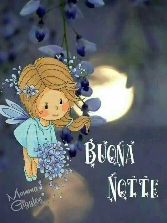 Notte Dolce Frasi Buonanotte Immagini