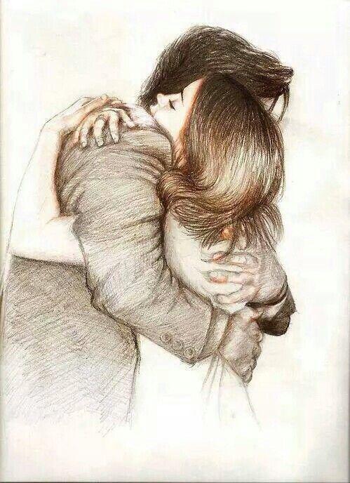 Quadri Romantici Famosi Abbracci Immagini
