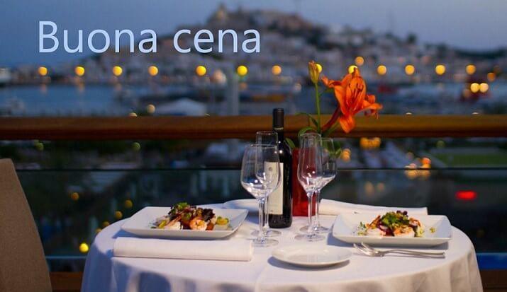Ricette Per Una Cena Veloce E Leggera Buona Cena Immagini