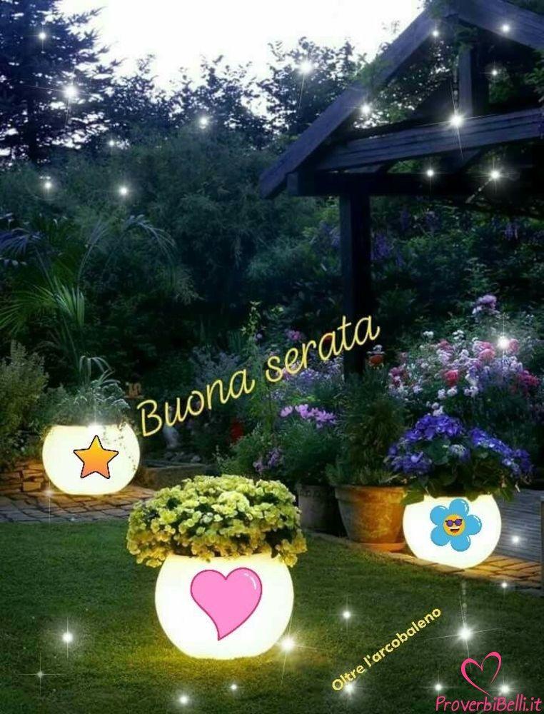 Scritta Buona Notte Buona Serata Immagini