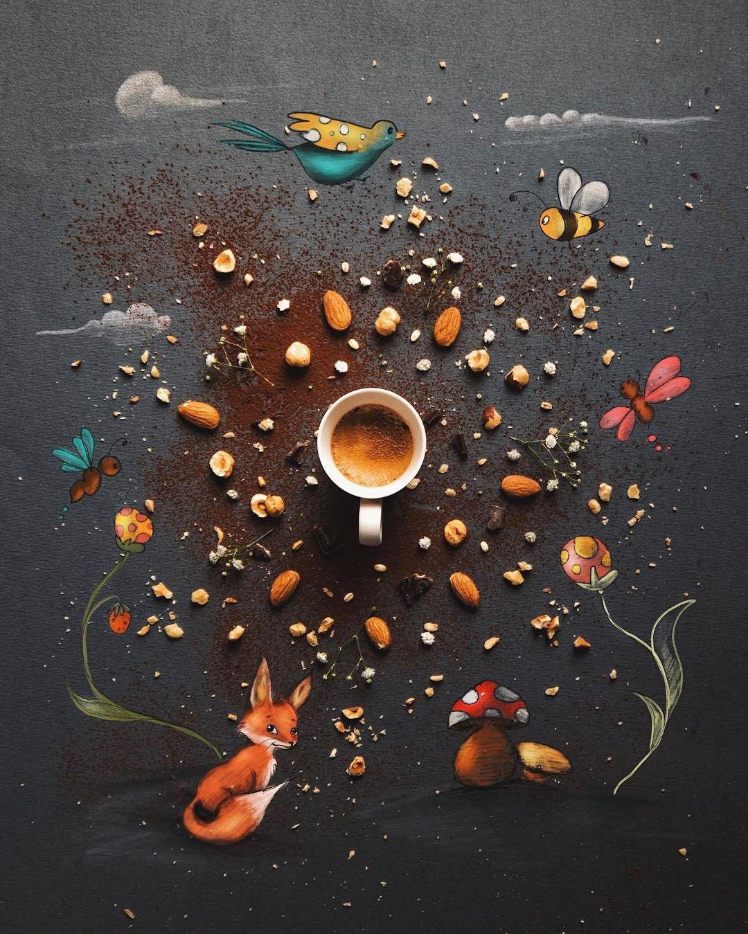 Tostatura Caffè Immagini