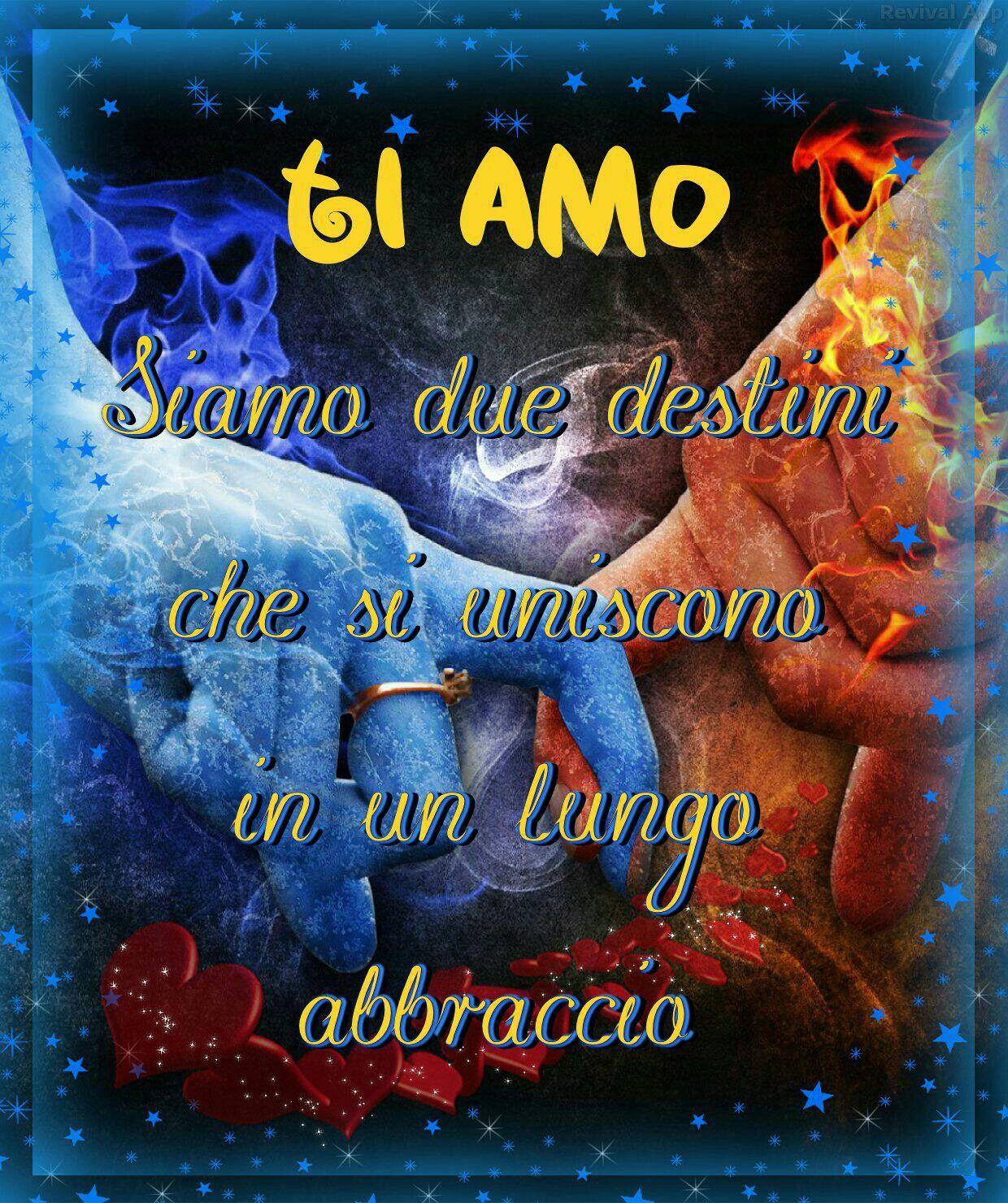 meaning of ti amo Immagini