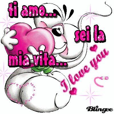 ti amo greco Immagini